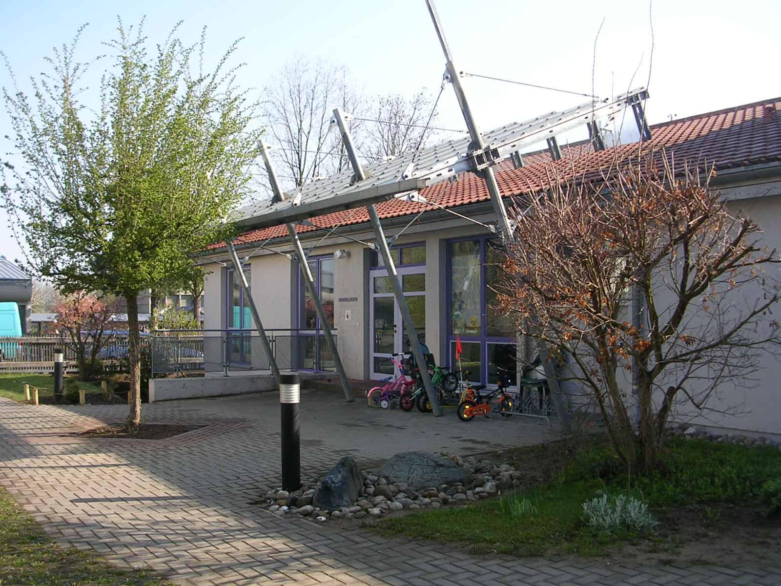 Kindergarten Giebelstadt Eingang
