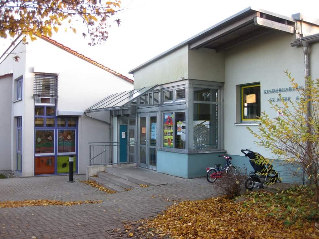 Giebelstadt Gebäude Kindergarten